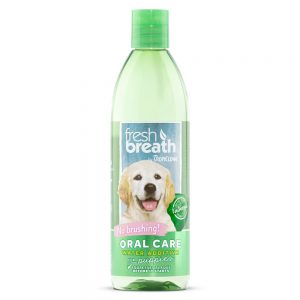 FRESH BREATH by TROPICLEAN Oral Care Water Additive for Puppies, 473ml