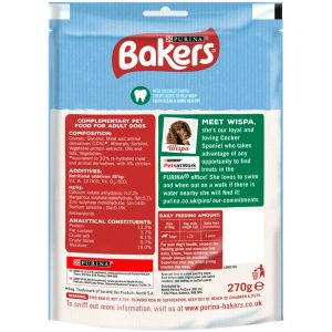 BAKERS Bakers Dental Delicious Large Chicken 270g