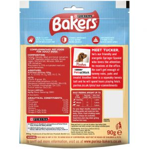 BAKERS Bakers Sizzlers Bacon 90g