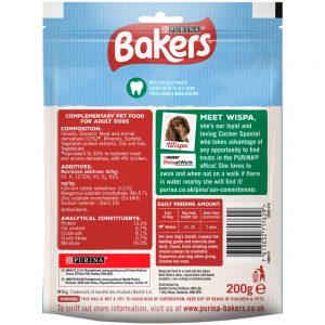 BAKERS Bakers Dental Delicious Medium Chicken 200g