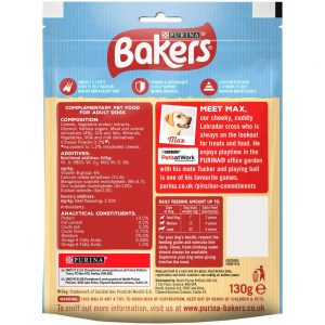 BAKERS Bakers Whirlers Bacon & Cheese 130g