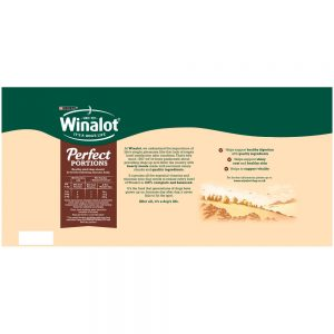 WINALOT Perfect Portions in Gravy Pouch Megapack, 40x100g
