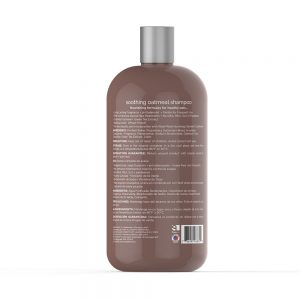 WOOF WASH Oatmeal Itch-Relief Shampoo, 709ml