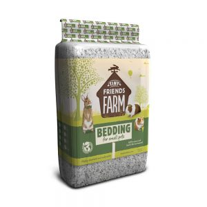 TINY FRIENDS FARM Bedding for Small Pets, 15L