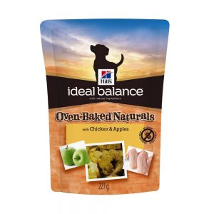 HILLS Ideal Balance Chicken & Apple Treats, 227g