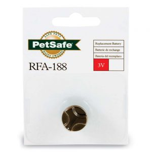 PETSAFE Volt Batteries For Little Dog Receiver, RFA-188 3