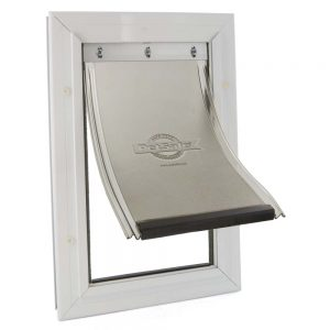 PETSAFE Aluminium Pet Door Small