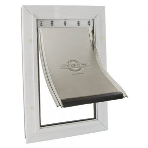 PETSAFE Pet Flap 620 Aluminium Door Medium