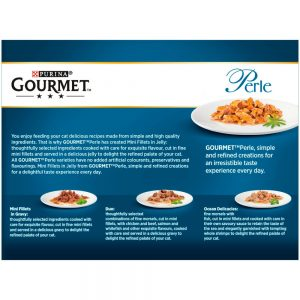 GOURMET Perle Country Medley Pouch Multipack, 12x85g