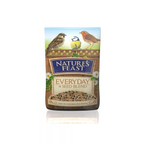 NATURE'S FEAST Everyday 4 Seed Blend, 14kg