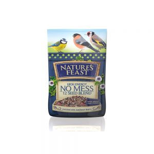 NATURE'S FEAST No Mess 12 Seed, 12.75Kg