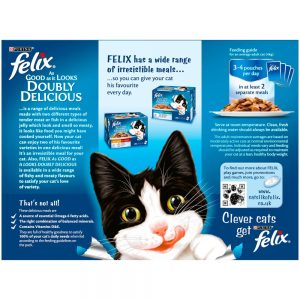 FELIX AGAIL Doubly Delicious Mixed Selection Pouch, 12x100g