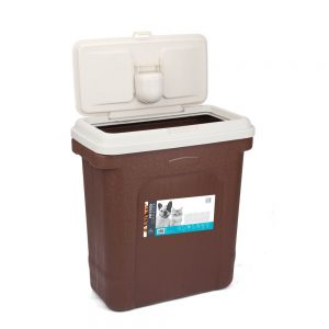 M-PETS Plastic Feed Container