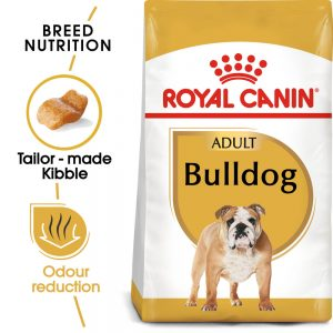 ROYAL CANIN Royal Canin Bulldog Adult 12kg (Special Order)