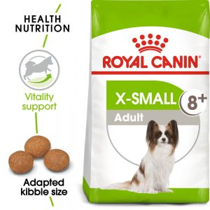 ROYAL CANIN Royal Canin X-Small Adult (8+) 1.5kg
