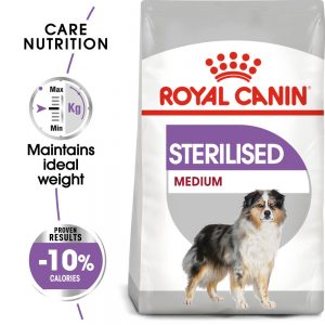 ROYAL CANIN Medium Sterilised Care, 3kg