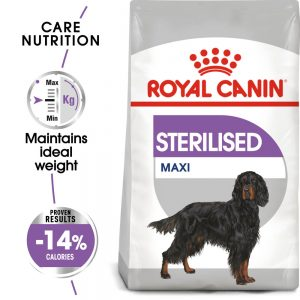 ROYAL CANIN Maxi Sterilised Care, 3kg