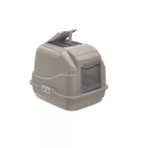 IMAC Easy Cat Toilet with Filter, Beige
