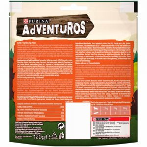 ADVENTUROS Buffalo with Ancient Grain & Superfoods, 120g