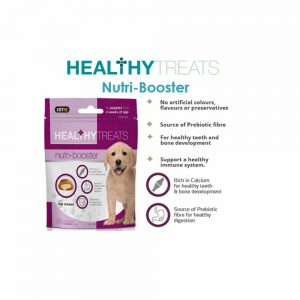 VetIQ Healthy Treats Nutri Booster for Puppies, 50g