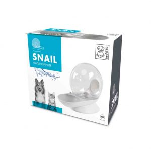 M-PETS Snail Water Dispenser, 2.8L